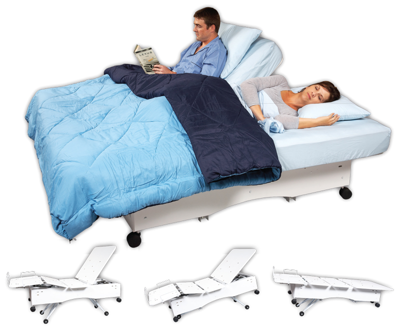 The Valiant HD Hospital Bed